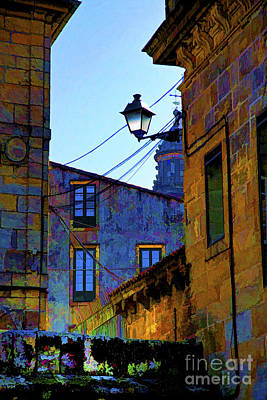 Photograph - Santiago Corner by Rick Bragan