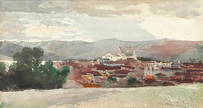 Painting - Santiago De Cuba by Winslow Homer