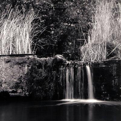 Digital Art - Santiago Falls by Timothy Bulone
