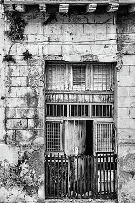 Photograph - Santiago Portal IIi Bw by Dawn Currie