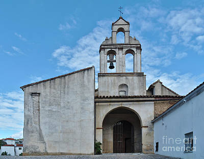 Photograph - Santo Domingo Hermitage In Aracena by Angelo DeVal