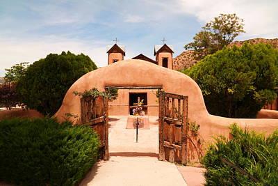 Southwestern Art Photograph - Santo Nino De Atocha Chimayo New Mexico by Jeff Swan