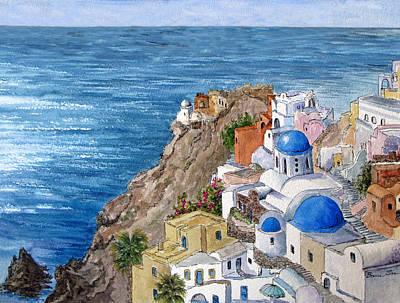 Santorini Original