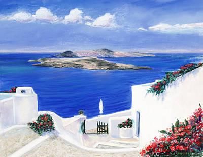 Santorini Greece Original