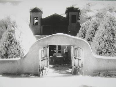 Wall Art - Photograph - Santuaria De Chimayo by Lucy Moorman