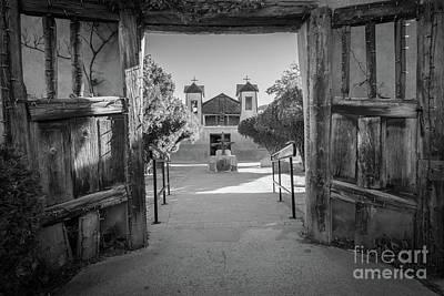 Photograph - Santuario De Chimayo by Inge Johnsson