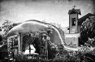 Photograph - Santuario De Chimayo by Jill Smith