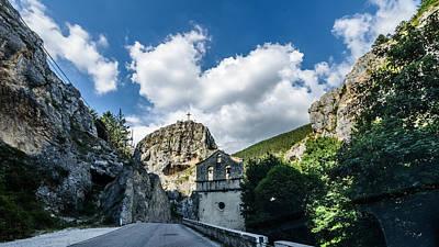 Photograph - Santuario Della Madonna D'apari by Randy Scherkenbach