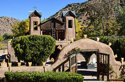Photograph - Santuario by Tom Cochran