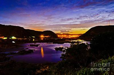 Photograph - Sao Francisco River At Dusk by Carlos Alkmin