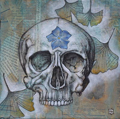 Mixed Media - Sapient by Sheri Howe