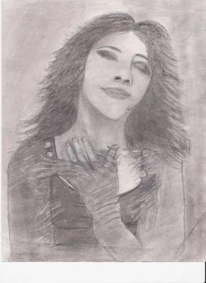 Sarah Mclachlan Drawing - Sarah Mclachlan by Brandi Smith