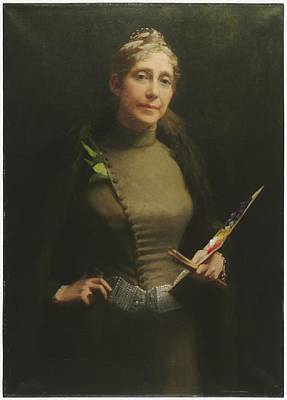 Sarah Wyman Whitman Art Print