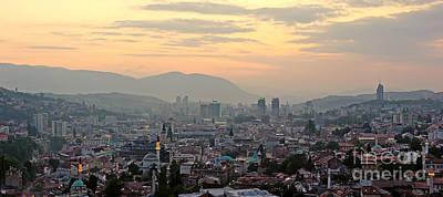 Sarajevo Photograph - Sarajevo by Dumitru Liviu Stefan