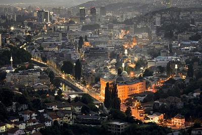 Sarajevo Photograph - Sarajevo by Kemal Becirevic