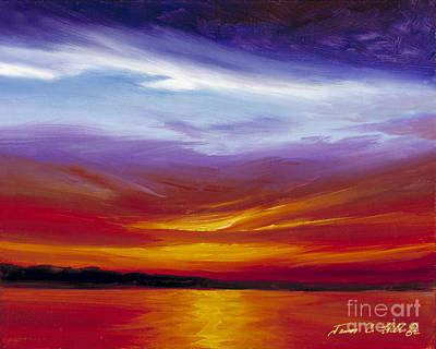 Sarasota Bay I Art Print by James Christopher Hill