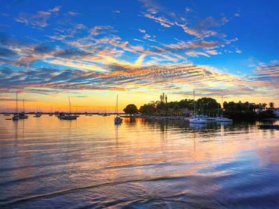 Photograph - Sarasota Bay by Jenny Ellen Photography