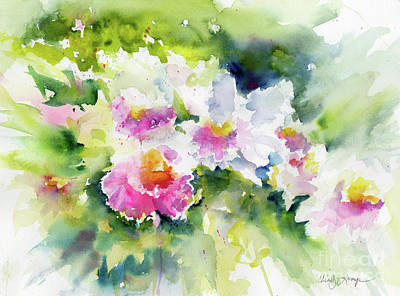 Painting - Sarasota Orchids by Christy Lemp