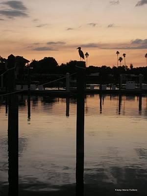 Photograph - Sarasota Sunset1 by Emmy Vickers