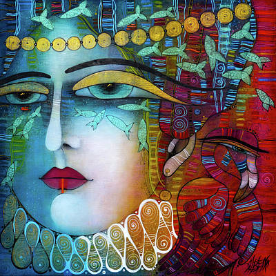 Painting - Sardinia On My Mind by Albena Vatcheva