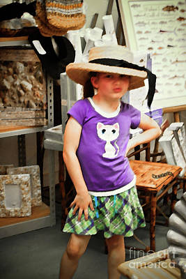 Photograph - Sass In The Gift Shop by Kim Henderson