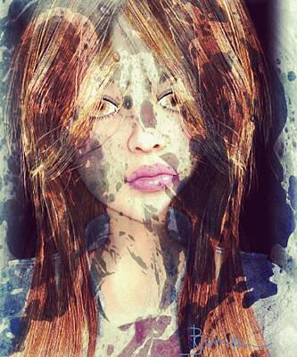 Digital Art - Sassy by Peggy Gabrielson