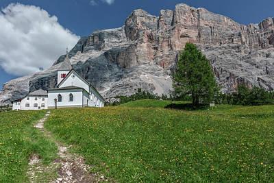 Photograph - Sasso Di Santa Croce - Italy by Joana Kruse