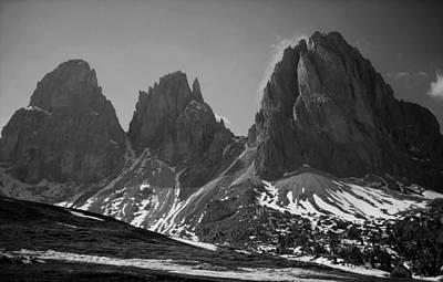 Photograph - Sasso Lungo by Juergen Weiss