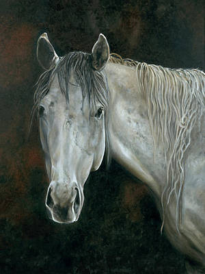 Painting - Sassy by Gail Chandler
