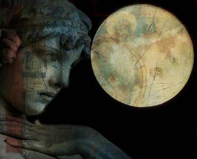Digital Art - Satellite Of Love  by Paul Lovering