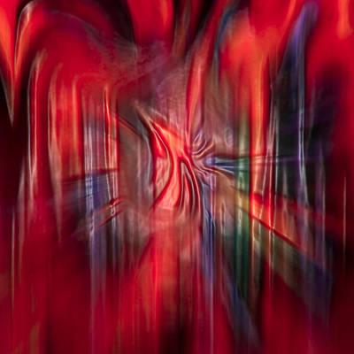 Photograph - Satin Waves by Carolyn Marshall