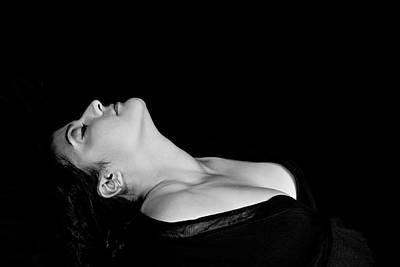 Photograph - Satisfaction by Vanessa Valdes