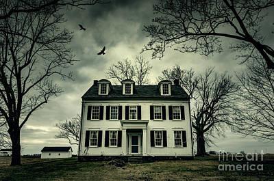 Photograph - Satterthwaite Doan House by Debra Fedchin