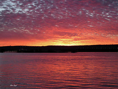 Duluth Photograph - Saturday Night Special by Alison Gimpel