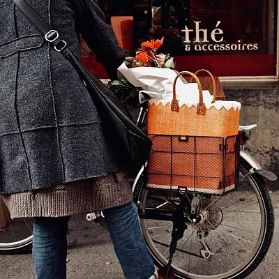 Photograph - Morning Shopping by Colleen Williams