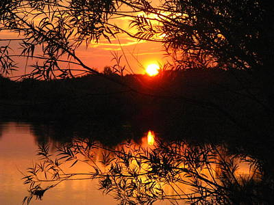 Northern Virginia Photograph - Saturday Sunrise by Joyce Kimble Smith