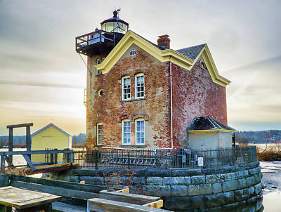 Saugerties Lighthouse Art Print