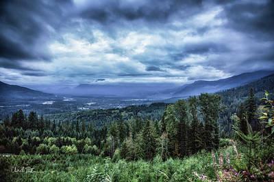Photograph - Sauk Prairie Storm by Charlie Duncan
