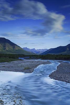 Stopper Photograph - Savage Creek by Ed Boudreau
