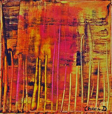 Painting - Savanna by Chani Demuijlder
