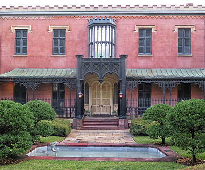 Photograph - Savannah Architecture by Dave Mills