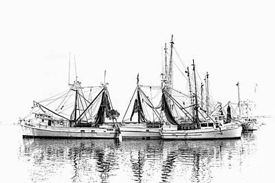 Photograph - Save North Carolina Seafood  by Benanne Stiens
