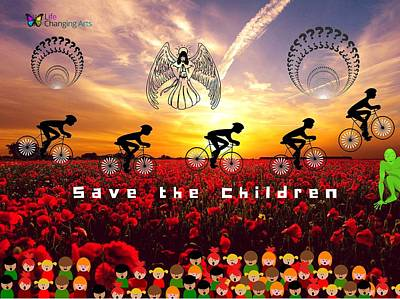 Save The Children Art Print