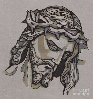 Saviour No 3 Original by Edward Ruth