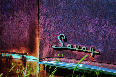 Photograph - Savoy by James Barber