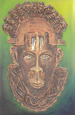 Queen Idia Of Benin Art Print by Olaoluwa Smith