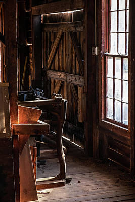 Photograph - Saw Mill by Glenn DiPaola
