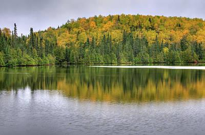 Photograph - Jock Mock Lake by Steve Stuller