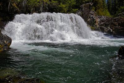 Photograph - Sawmill Falls 2 by Todd Kreuter