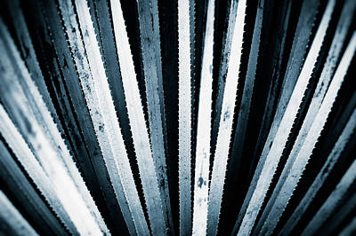 Abstract Graphics - Sawtooth by Scott Norris